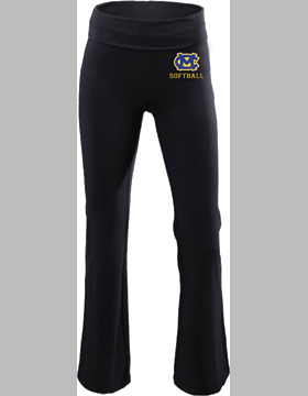Montgomery Catholic Preparatory School Soffe Juniors Yoga Pant