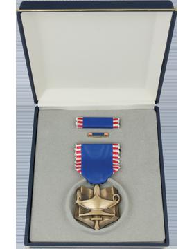 JROTC Superior Cadet Medal Box Set with Lapel Pin small