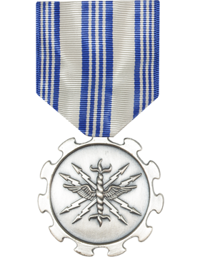 Air Force Achievement Full Size Medal (Nail Back)