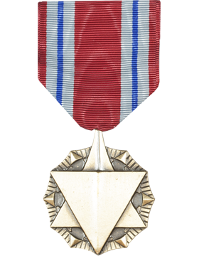 Air Force Combat Readiness Full Size Medal (Nail Back)