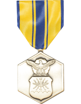 Air Force Commendation Full Size Medal (Nail Back)