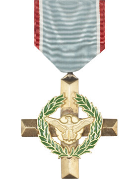 Air Force Cross Full Size Medal (Nail Back)