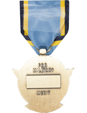 Air Force Aerial Achievement Full Size Medal (Nail Back) small