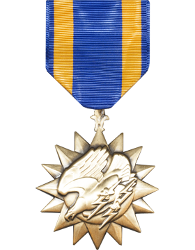 Air Medal Full Size Medal (Pin Back)