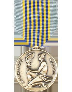 Airman's Medal Full Size Medal (Nail Back)
