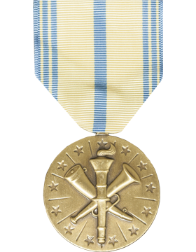 Armed Forces Reserve (Navy) Full Size Medal (Nail Back)