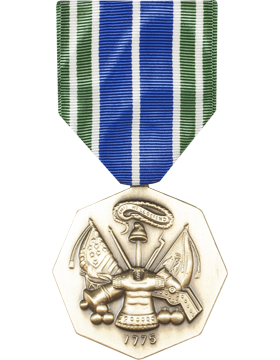 Army Achievement Full Size Medal (Nail Back)