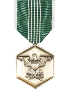 Army Commendation Full Size Medal (Nail Back)