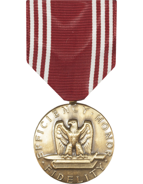 Army Good Conduct Full Size Medal (Nail Back)