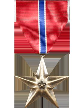 Bronze Star Full Size Medal