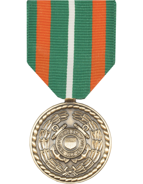 Coast Guard Achievement Full Size Medal (Nail Back)