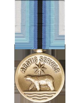 Coast Guard Arctic Service Full Size Medal