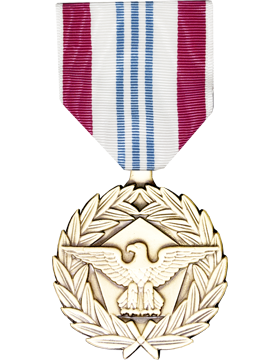 Defense Meritorious Service Full Size Medal (Nail Back)