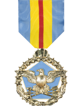 Defense Distinguished Service Full Size Medal (Nail Back)