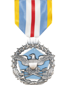 Defense Superior Service Full Size Medal (Nail Back)