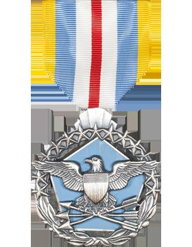 Defense Superior Service Full Size Medal (Nail Back)
