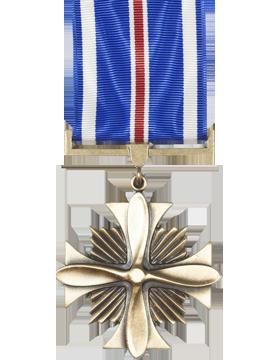 Distinguished Flying Cross Full Size Medal (Nail Back)