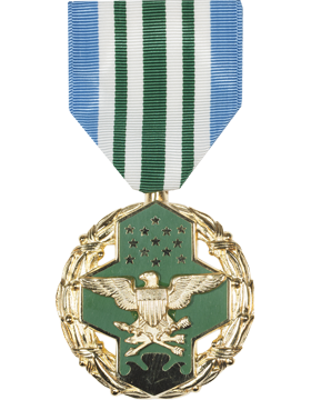 Joint Service Commendation Full Size Medal (Nail Back)