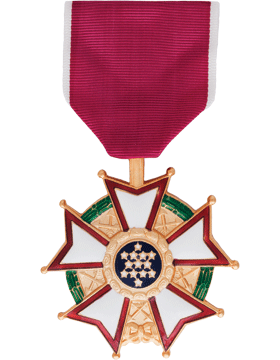 Legion Of Merit Full Size Medal (Nail Back)