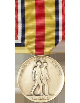 Marine Organization Reserve Full Size Medal (Nail Back)