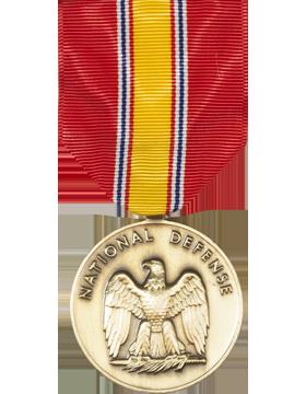 National Defense Full Size Medal (Nail Back)