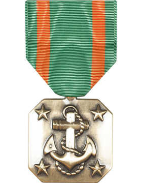 Navy Achievement Full Size Medal (Nail Back)