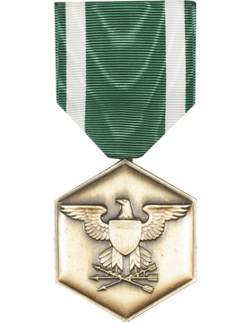 Navy Commendation Full Size Medal (Nail Back)