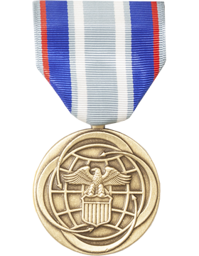 Air and Space Campaign Medal Full Size Medal (Nail Back)