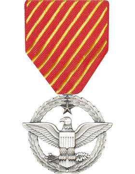 USAF Combat Action Full Size Medal (Nail Back)