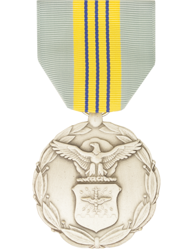 Air Force Meritorious Civilian Service Award Full Size Medal (Nail Back)