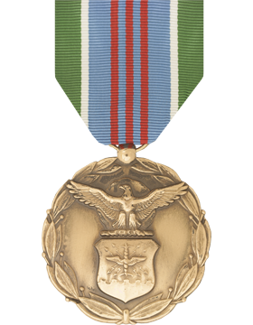 Air Force Exemplary Civilian Service Award Full Size Medal (Nail Back)
