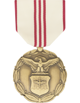 Air Force Outstanding Civilian Career Service Award Full Size Medal (Nail Back)
