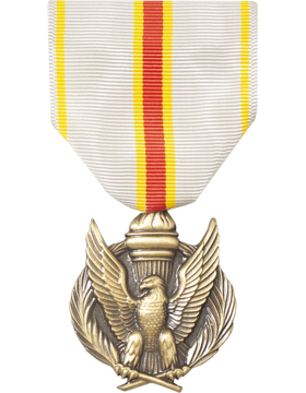 JROTC Recruiting Command Achievement Award Full Size Medal (Nail Back)