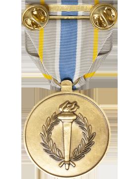 JROTC Instructor Award Full Size Medal (Nail Back) small