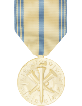 Armed Forces Reserve (Coast Guard) Full Size Anodized Medal