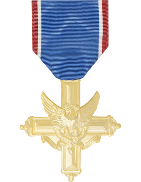 Army Distinguished Service Cross Full Size Anodized Meda