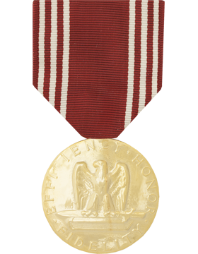 Army Good Conduct Full Size Anodized Medal
