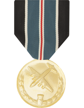 Humane Action Full Size Anodized Medal