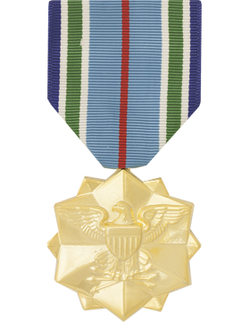 Joint Service Achievement Full Size Anodized Medal