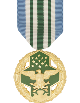 Joint Service Commendation Full Size Anodized Medal