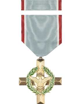 Air Force Cross Full Size Medal with Ribbon