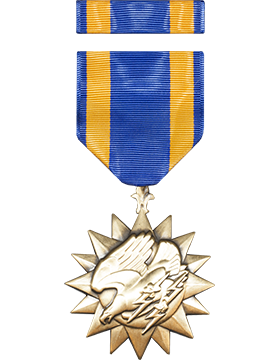 Air Medal Full Size Medal with Ribbon