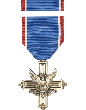 Army Distinguished Service Cross Full Size Medal with Ribbon