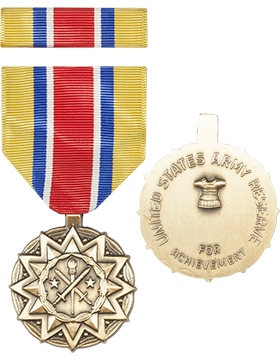 Army Reserve Achievement (Army) Full Size Medal with Ribbon