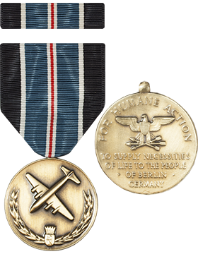 Humane Action Full Size Medal with Ribbon