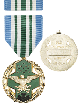 Joint Service Commendation Full Size Medal with Ribbon