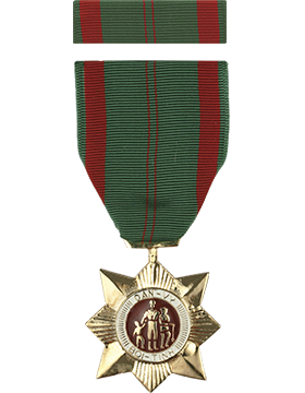 Vietnam Civil Action First Class Full Size Medal with Ribbon small