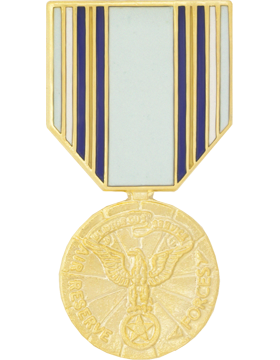 Air Reserve Meritorious Service Medal Hat Pin