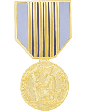Airman Medal Hat Pin