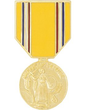 Hat Pin (1039) American Defense